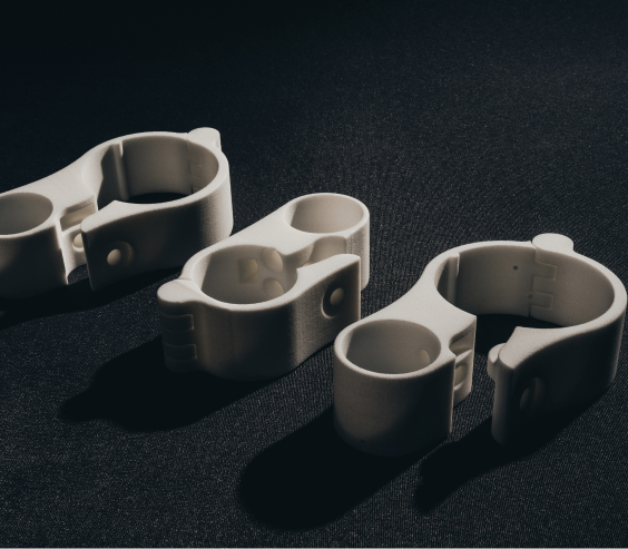 muovin 3D-tulostaminen