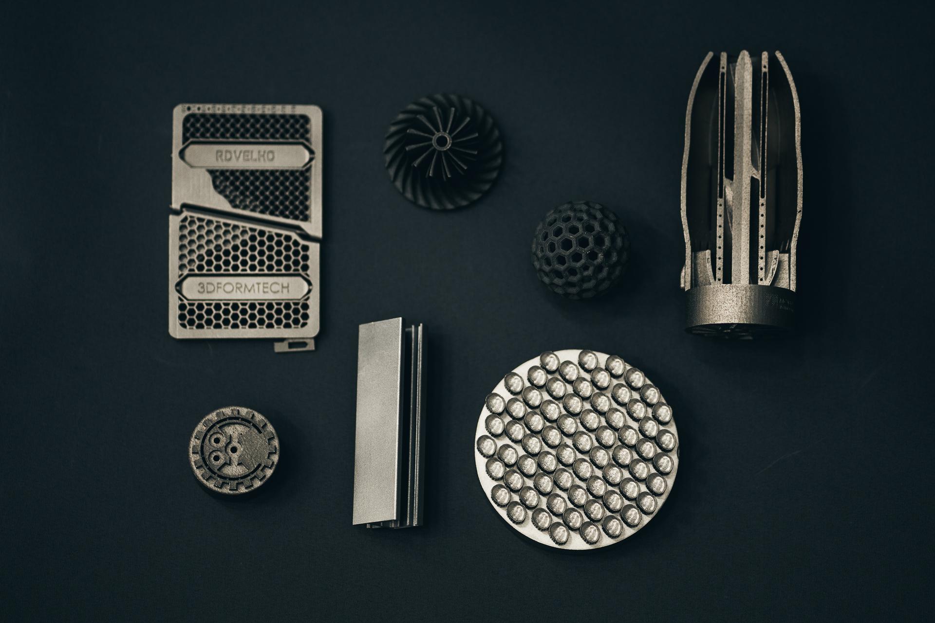 Metallin 3D-tulostus