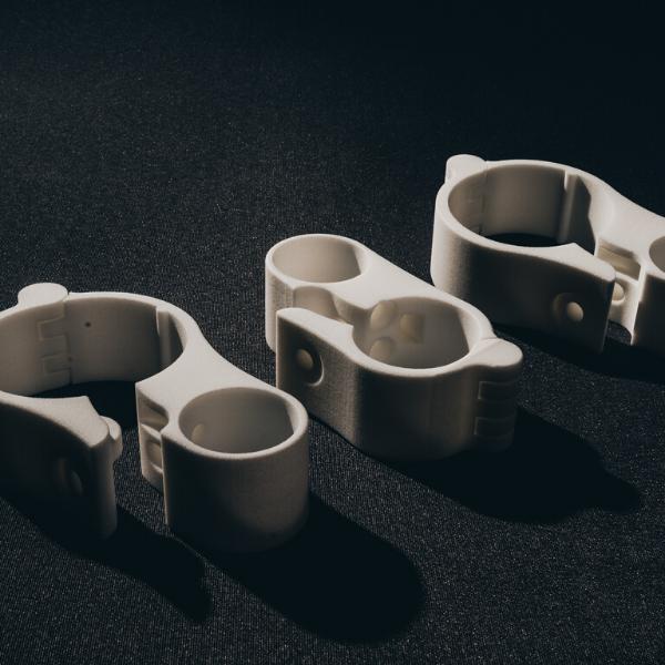 muovin 3D-tulostus