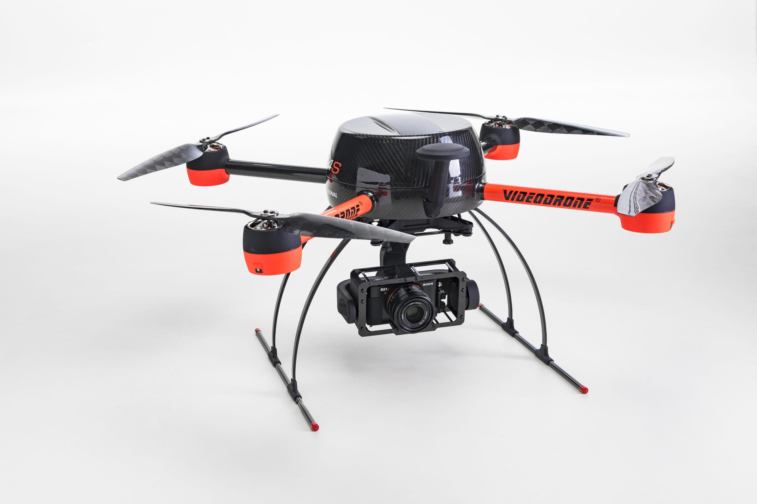 videodrone 3d-tulostus